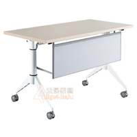 供应培训桌 折叠会议室培训学习两用条桌