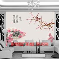 浮雕背景墙 花鸟背景墙 诚招长沙经销商加盟