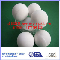 天津厂家专业供应高铝填料球