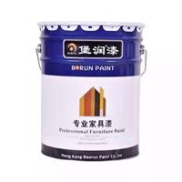 堡润家具油漆:高丰满耐划伤系列PU哑光面漆