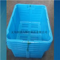 厂家批发塑料箩1米大型周转箩超市购物篮
