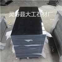 供应中国黑花岗岩、河北黑墓碑板材