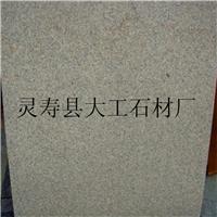 供应米黄色石材 小米黄花岗岩毛板
