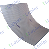 供应高精密弧形筛板 水力筛筛片  条缝筛板