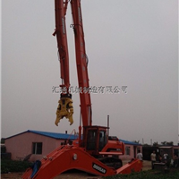 日立挖掘机三段臂、360挖机三段22米拆楼臂