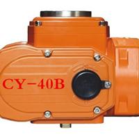 CY-40B精小型防爆电动执行器防爆电动装置