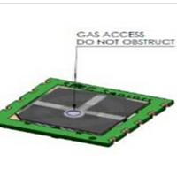二氧化硫传感器 贴片封装 3SP_SO2_20