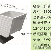 景观PVC花箱,PVC花箱厂家,济南PVC花箱