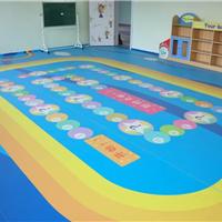 供应河北辛集筑美幼儿园小米格悬浮拼接地板