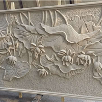 首选20经验河南郑州天目逆源砂岩浮雕厂家