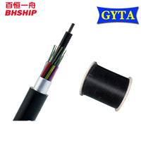 厂销室外单模层绞式光纤光缆GYTA-4b1