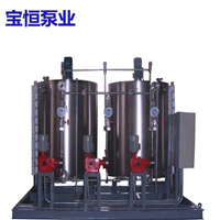 加药装置_上海宝恒泵业制造有限公司