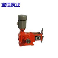 JW柱塞计量泵_上海宝恒泵业制造有限公司