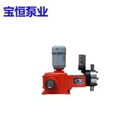 JWM隔膜计量泵_上海宝恒泵业制造有限公司