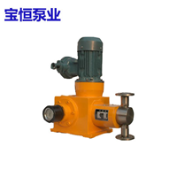 JZ柱塞计量泵_上海宝恒泵业制造有限公司