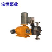 JXM隔膜计量泵_上海宝恒泵业制造有限公司
