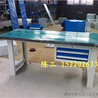 标准1500X1000X650钢板台面模具维修台价格