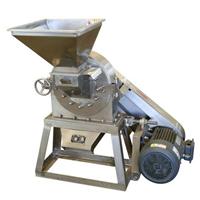 供应不锈钢豆泡粉碎机