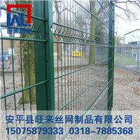 别墅园区护栏网 园林市政护栏网 校园围栏