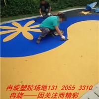 舟山小区塑胶地坪施工厂家