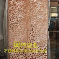 专业生产不锈钢装饰屏风厂家
