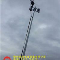 供应篮球场灯杆,灯杆工程案例