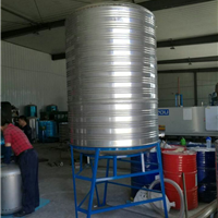 供应天津静海开发区不锈钢保温水箱
