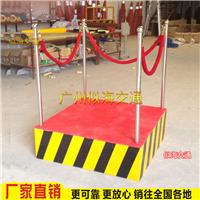 厂家供应 单层方形岗台 可按要求定制