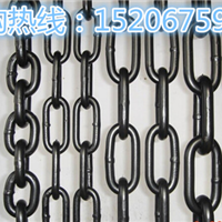 供应40t刮板机圆环链 18*64矿用圆环链