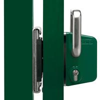 供应locinox进口滑动门锁/移门锁/栅栏锁