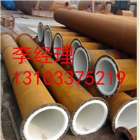 北京衬胶管道生产厂家
