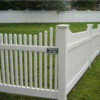 长期供应美观耐用喷塑草坪护栏批发