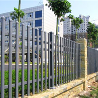 专业生产耐用小区护栏 多功能优质pvc护栏
