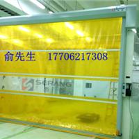 供应南京食品车间快速升降门不锈钢
