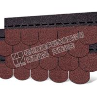供应玻纤胎沥青瓦油毡瓦玻纤瓦单层标准型