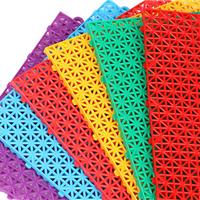 供应运动地板悬浮地板pp材质塑料组装地板1