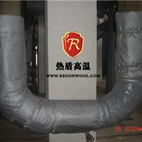 热盾高温设备柔性可拆卸保温衣