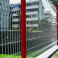 供应直销三角折弯小区护栏 专业定制