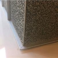 供应新型 建筑幕墙消音 吸声泡沫铝
