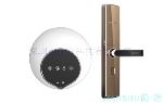 简舒wifi互联网报警器 智能电子指纹密码锁