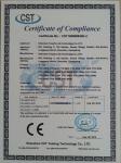 交流CE证书