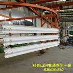 山东波形护栏厂家免费提供护栏板材料报价