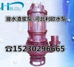 ZJQ500-20-75加重型潜水渣浆泵立式吸沙泵