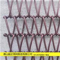 建筑外墙不锈钢编织装饰网
