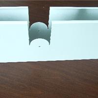 铝格栅发展、铝格栅展示、展销铝格栅