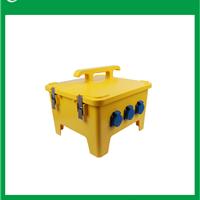 组合式成套插座箱配套工业插头防水配电箱