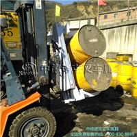 机械叉车油桶机/机械叉车油桶车/机械油桶器