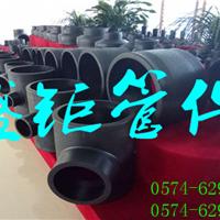 青海同层排水管件厂家、现货批发三通