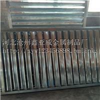 供应锌钢通风防护窗