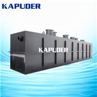 供应地埋式一体化污水处理设备 南京凯普��